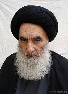 Sayyid Ali Hussein Sistani | Pic 1