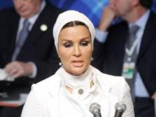 Sheikha Moza Bint Nasser Al-Missned