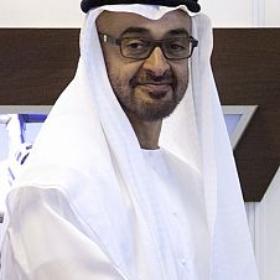Mohammed bin Zayed Al-Nahyan   Pic 1
