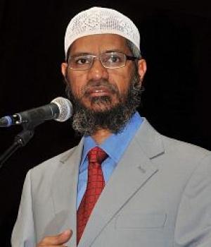 Zakir Abdul Karim Naik | Pic 1