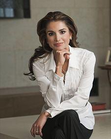 Rania Al-Abdullah | Pic 1