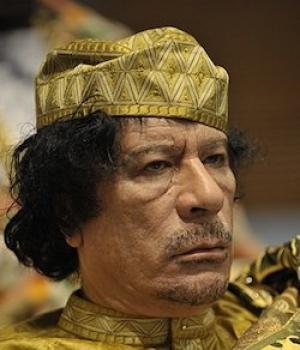 Muammar Gaddafi | Pic 1