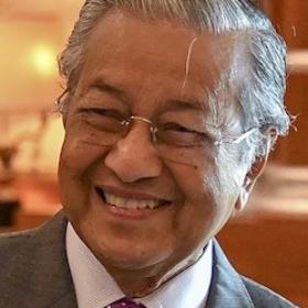 Mahathir Mohamad   Pic 1
