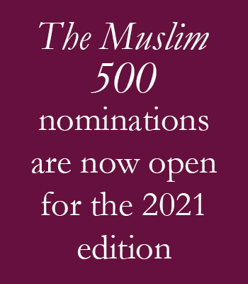 Nominate for the 2020 Edition